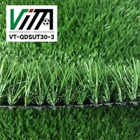 Great Value Green fake grass / Synthetic Grass / Artificial grass VT-QDSUT30-3