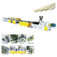 PVC Four Pipe Extrusion Line thumbnail image