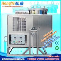 waste solvent recycling machine