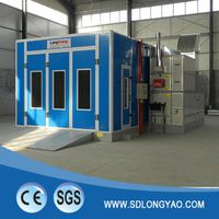 car spray booth LY-8500