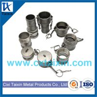 Stainless Steel Camlock Coupling / Cam lock groove fitting / Cam-lock thumbnail image