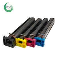 HCB color copier toner TN613 for bizhub c552 c652 c452 Konica Minolta toner cartridge thumbnail image