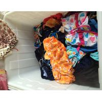 Used summer clothes/ used children pants