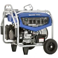 Yamaha EF7200DE-7200 Watt Electric Start Professional Portable Generator