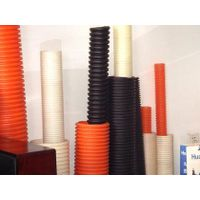 Double Wall Corrugated Pipe Machine