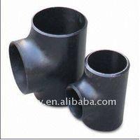 Butt Welded Seamless Carbon Steel Tee