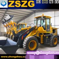 Brand 932 3t wheel loader with 280 convertor