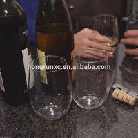 Tritan plastic red wine cup