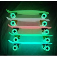 luminous China Manufacturer Kids Luminous Skateboard
