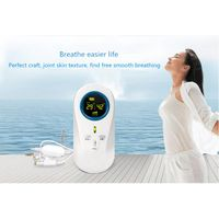 Cure allergic rhinitis,tinnitus,sinusitis naturally laser infrared machine