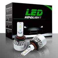 9006/HB4 LED Headlight Bulbs Conversion Kit, DOT Approved, SEALIGHT X1 Series 12xCSP Chips - 6000LM thumbnail image