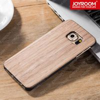 JOYROOM real wood mobile case for Samsung S6 edge phone case thumbnail image
