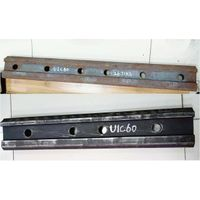Railway Fish plate Rail Joint Bar UIC60 for Track joints thumbnail image