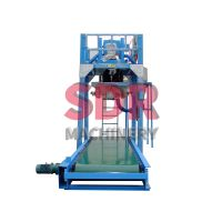 Shindery wood pellet ton bag packing machine