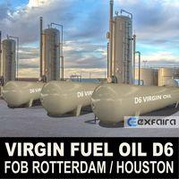 Virgin Fuel Oil D6 FOB Rotterdam / Houston