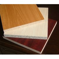 Melamine Faced Chipboard / Melamine Particle board