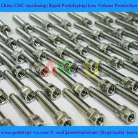 Custom Precision CNC Machining Metal Parts