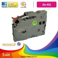 TZe-431(Length:10M)TZe tape for Brother P-touch label tape Printer