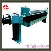 micropore efficient filter oil mechanical plate and frame filter press