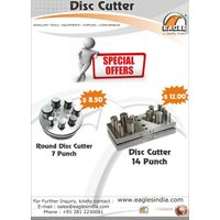 Disc cutter set 14pcs