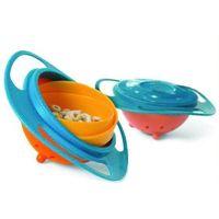 As Seen On TV Plastic Gyro Bowl/Baby Bowl/Food Bowl thumbnail image