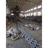 Anchor chain and fittings