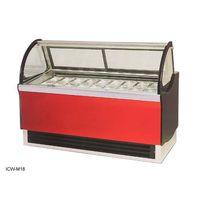 Ice cream showcase(GN1/4)(ICW-M12,ICW-M14,ICW-M18)
