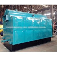 Coal Fired Steam Boiler Manufacture DZL4-1.25-AII with boiler economizer