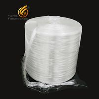Material For Building and Gypsum Board Fiberglass Gypsum Roving thumbnail image