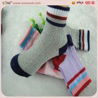 fashionable design cute girl tube socks  cotton
