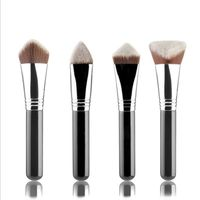 Creative 3D Synthetic Hair Cosmetic Brush