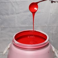 FRP Customized Various Color Pigment Paste For Unsaturated Polyester Resin