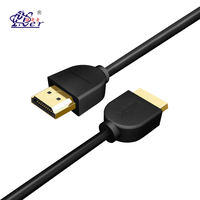 Wholesale Slim HDMI Cable with Ethernet Support 3D 4K 1080P Male to Male 19 pin HDMI Cable thumbnail image