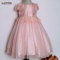 Exquisite hand embroidery designs party dress latest one piece dress patterns for party girls