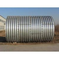 Assembled Corrugated Steel Pipe thumbnail image