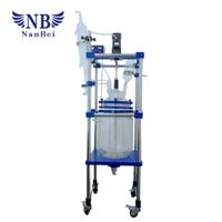 Laboratory Single Glass Reactor with Ce thumbnail image