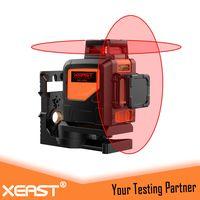 XEAST XE-902R Red Laser Level machine 360 degree 3D 8 lines laser level Waterproof Dropresistant Las