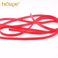 Red strip embossed waterproof lazy shoelace thumbnail image