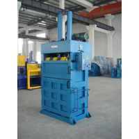 Waste paper baling machine plastic machinery