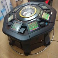 Standrad Roulette Gambling machine for 8 Players thumbnail image