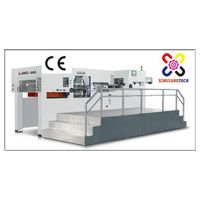 Manufacturer of the automatic flatbed die cutting machine thumbnail image