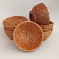 Coconut wooden bowls thumbnail image