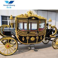 Hot Sale Horse Carriage Horse Wagon with Factory Price