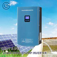 Solar pump inverter power system