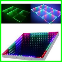 3D led starlit dance floor/ 3D led video led dance floor/ simple led dancing floor