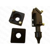 Co2 Laser Head High Precision 1 Pcs+ Adjustable Reflection Mirror Mounts 2 Pcs thumbnail image
