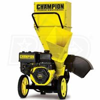 "Champion (3"") 338cc Chipper Shredder thumbnail image"