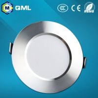 Hot selling 3w 5w 7w 9w 12w led downlights