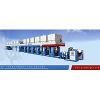 AY3 series rotary screen and gravure printing wallpaper production line