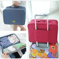 High Quality Waterproof Nylon Partition Trunk Underwear Bag Large Personal Travel Organizer Bag